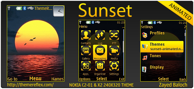 Nokia c2-01 themes free download. Best mobile themes.