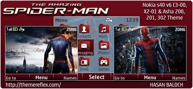 The Amazing Spider Man Theme – ThemeReflex