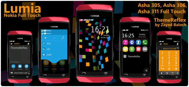 Overview & Full Specifications of Nokia Asha 311 Mobile