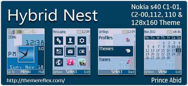 Nokia 2690 theme – ThemeReflex