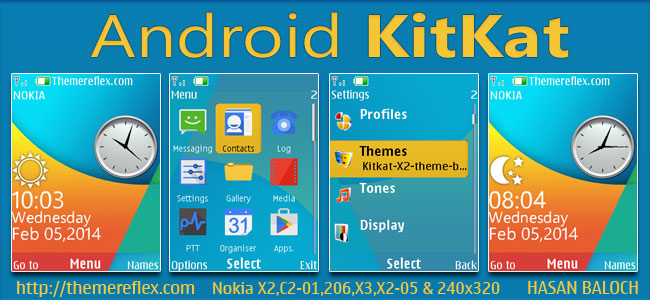 Nokia Animated Theme – ThemeReflex