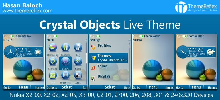 Nokia 3D themes – ThemeReflex