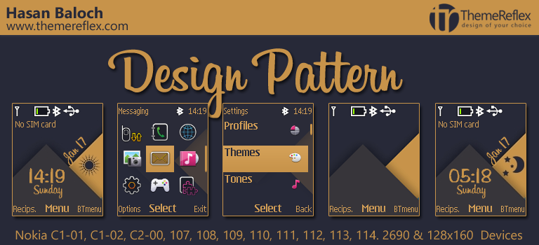 128×160 themes – ThemeReflex