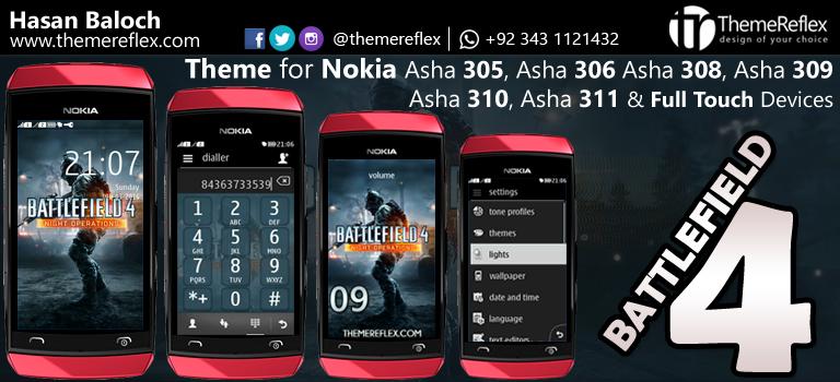 Asha 311 themes – ThemeReflex
